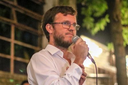 Hilding Ohlsson lanzó su candidatura a intendente de San Isidro