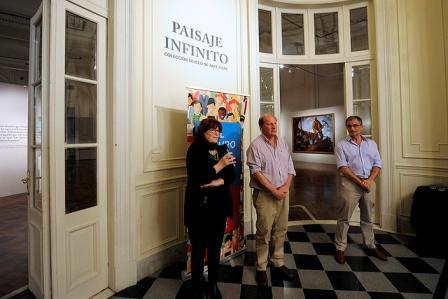 El Museo de Arte Tigre abrió sus salas con las mejores piezas de su patrimonio