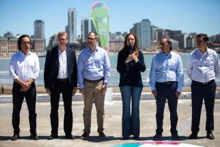 La gobernadora María Eugenia Vidal lanzó hoy una nueva edición de descuentos y beneficios para turistas que pasen sus vacaciones en la Costa Atlántica bonaerense.