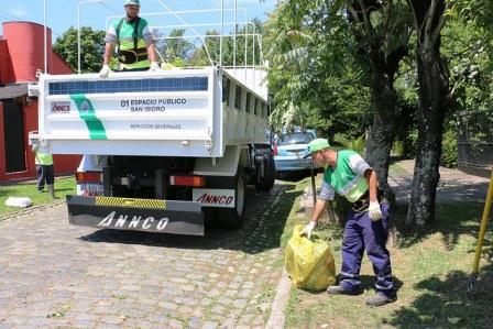 Avanza el programa de recolección domiciliaria diferenciada en Boulogne