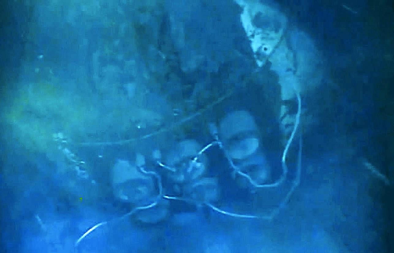 Hallaron los restos del submarino Ara San Juan.
