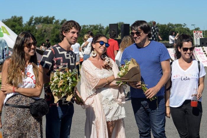 San Fernando recibió a miles de familias en una nueva edición de Warmichella