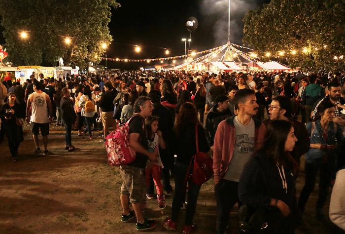 Vicente López: Rotundo éxito del Festival del Choripán!.