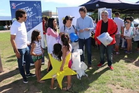 En San Isidro se conmemoró el día mundial de las víctimas de accidentes de tránsito