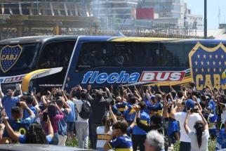 """Boca pidió que """"se cumpla el reglamento de la competencia"""" y habló del """"brutal ataque"""" a su plantel"""