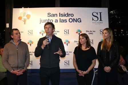 Se realizó la fiesta de las entidades en San Isidro