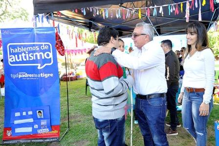 Tigre realizó una jornada interdisciplinaria inclusiva en General Pacheco
