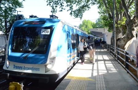 Primer lunes con servicio reducido del tren Mitre Ramal Tigre