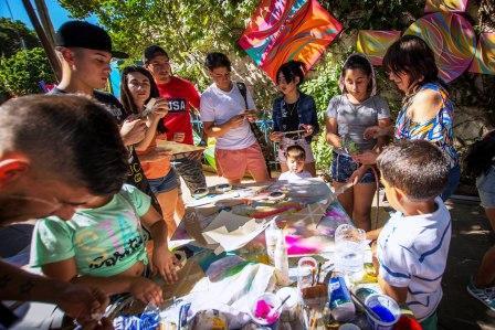 Miles de personas disfrutaron de una nueva edición de puertas del bajo de San Isidro
