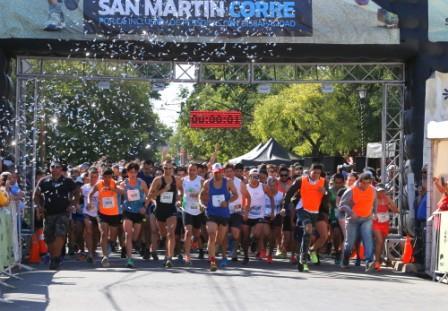 Más de 2 mil personas corrieron por la inclusión en San Martín