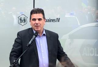 El ministro de Seguridad de la provincia de Buenos Aires, Cristian Ritondo