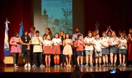 Entregaron los premios del concurso literario del Concejo Deliberante de Vicente López