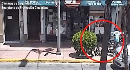 Robó una bicicleta y fue detenido gracias a las cámaras del COT