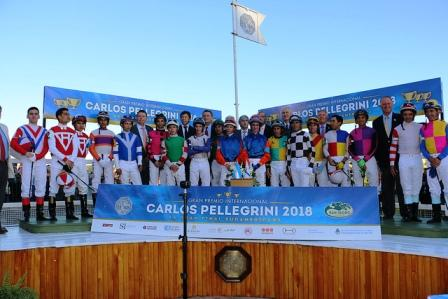 Se corrió el Gran Premio Carlos Pellegrini en San Isidro
