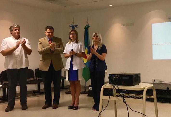 Más de 100 profesionales de la salud de Tigre participaron de la 1° Jornada de Pediatría