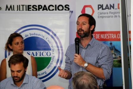 La provincia y CASAFICO llevaron adelante una mesa de trabajo con empresarios de la Zona Norte