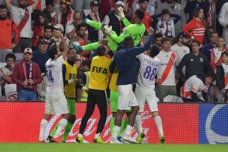 River cae en penales con al AIN en semifinal de mundial de clubes
