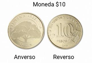 El Banco Central puso en circulación un nuevo billete de $100 y monedas de $2 y $10