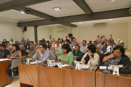 Se aprobaron por mayoría el Presupuesto 2019 y las Ordenanzas Fiscal e Impositiva de San Fernando