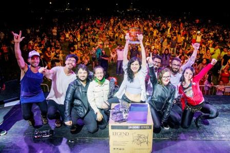 Leningrado ganó la edición 2018 de Bandas de mi Barrio