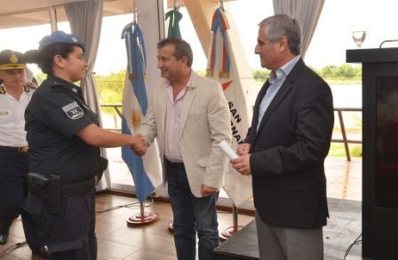 San Fernando conmemoró el Día de la Policía