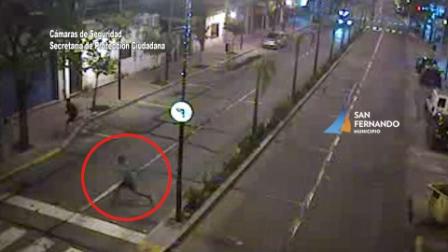 San Fernando: delincuentes son capturados tras intentar robar una heladería