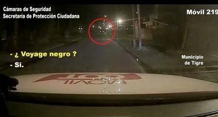 Ingresaron armados a Tigre con un auto robado y fueron detenido gracias a las cámaras del COT