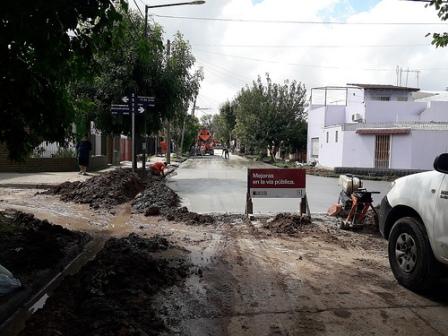 San Isidro avanza con su plan de bacheo de 30 mil metros cuadrados
