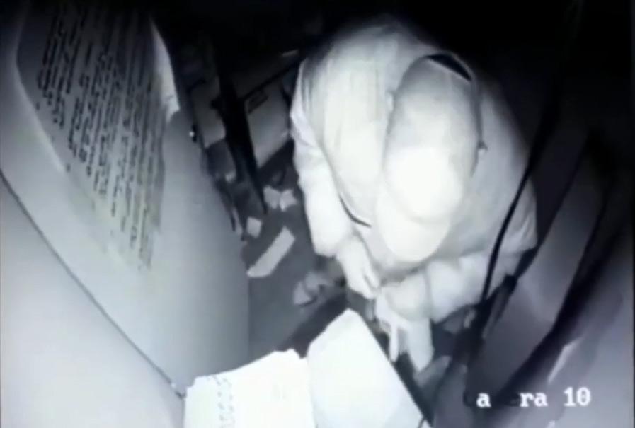 Detienen a ex empleado de Día% de San Isidro que incendió el supermercado tras robarse el dinero de la caja fuerte