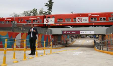 El intendente de San Isidro, Gustavo Posse, se refirió al 2018 como un año muy positivo en materia de obras públicas para el municipio