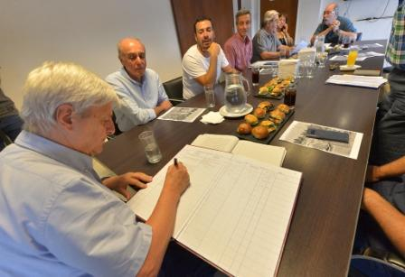 Asumió el nuevo Presidente del Consorcio Parque Náutico de San Fernando