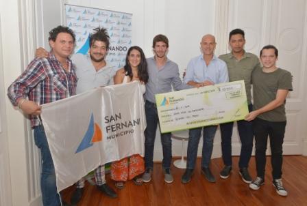 San Fernando reconoció al grupo coral La Fortunata que competirá en el pre Cosquín 2019