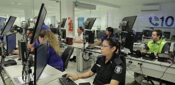 Mejor respuesta en emergencias a partir de la centralización de áreas en Vicente López.