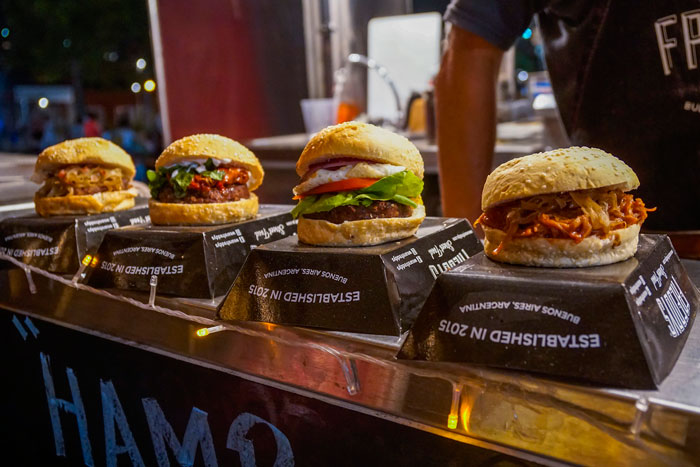 Vuelve el Burger Fest a Vicente López.