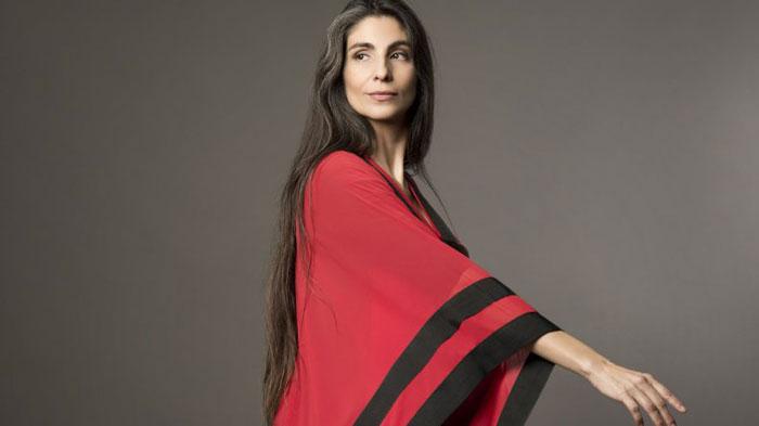 Carolina Peleritti se suma a una noche especial en la Quinta Trabucco.