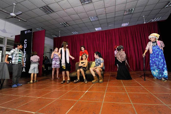 En verano, los talleres culturales de Tigre ofrecen numerosas propuestas para los vecinos.