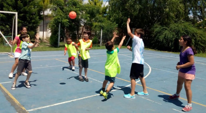 La Escuela Municipal de Mini Handball tuvo su año de consolidación.