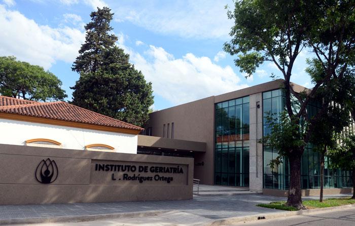 El nuevo geriátrico municipal de Vicente López en su última etapa