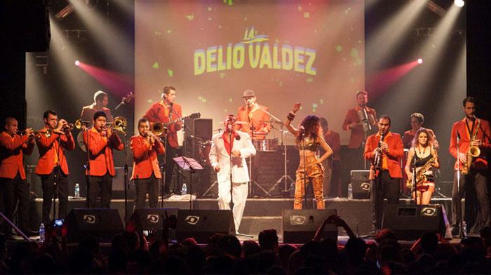 La Delio Valdez estará en el Paseo de la Costa de Vicente López.