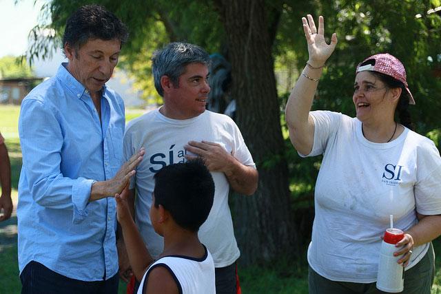 San Isidro: crecen las colonias de verano para personas con discapacidad.