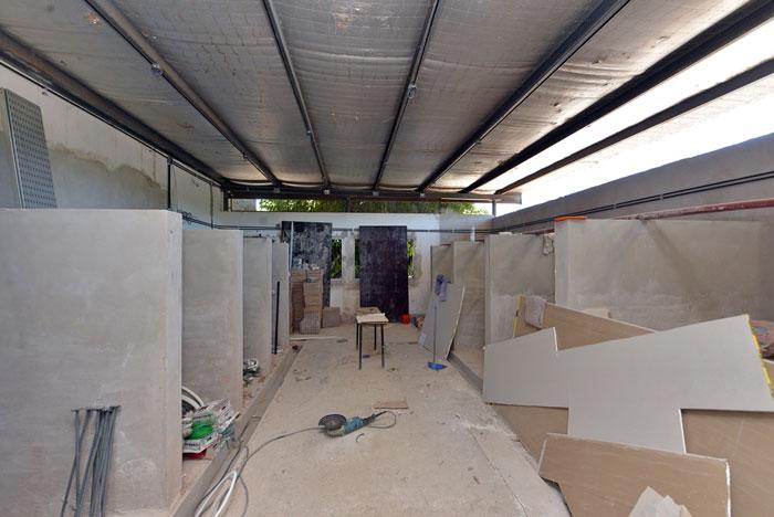 El Centro Municipal de Zoonosis de San Fernando se renueva integralmente.