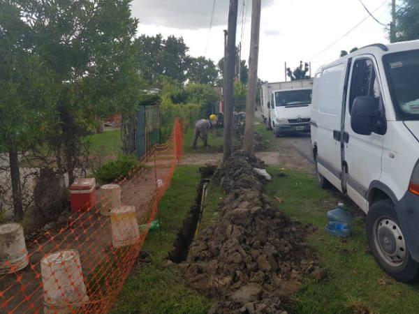 Red de gas: Tigre amplía el servicio en Troncos del Talar