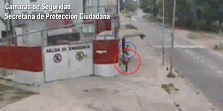 Robó el celular de una mujer en Tigre, huyó y fue detenido por el COT
