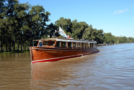 Delta de Tigre - Lancha colaectiva