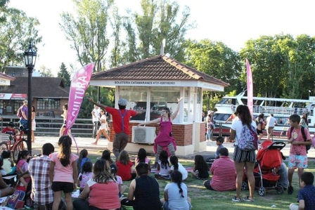 La agenda cultural de Tigre se actualiza con más opciones para disfrutar de la ciudad