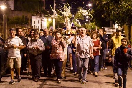 Festejos en San Fernando por la Virgen de Lourdes