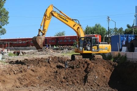 San Isidro comenzó con la excavación del nuevo túnel de Sarratea