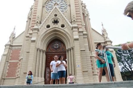 Cada vez más turistas se interesan en lugares emblemáticos de San Isidro