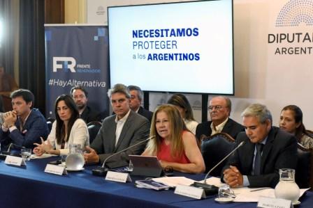 El Massismo pide tratar la reforma del Código Penal