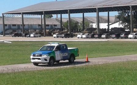 Entrenan a conductores del patrullaje municipal y policía local de San Isidro
